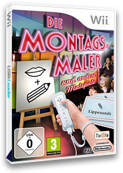 Die Montagsmaler PAL [WBFS] Xbox Ps3 Pc Xbox360 Wii Nintendo Mac Linux