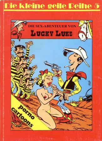 Die Sexabenteuer von Lucky Luke 1 + 2 (18+)
