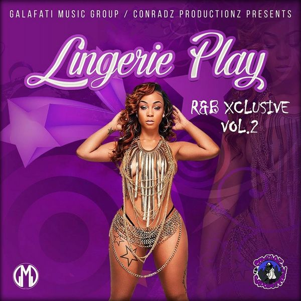 Lingerie Play R&b Xclusive Vol.2
