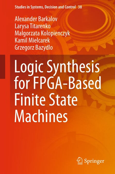 Logic.Synthesis.for.FPGA.Based.Finite.State.Machines