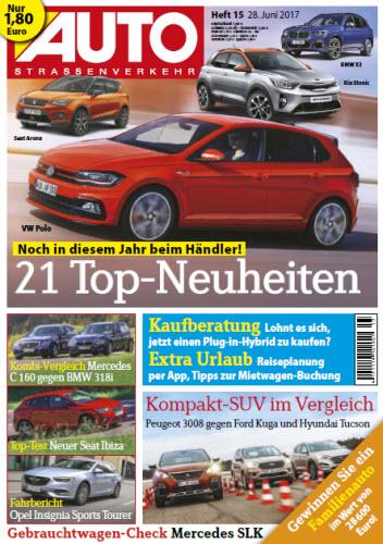 Auto.Strassenverkehr.Nr.15.28.Juni.2017