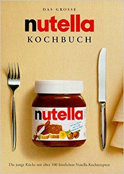 Buch Cover für Das große Nutella Kochbuch