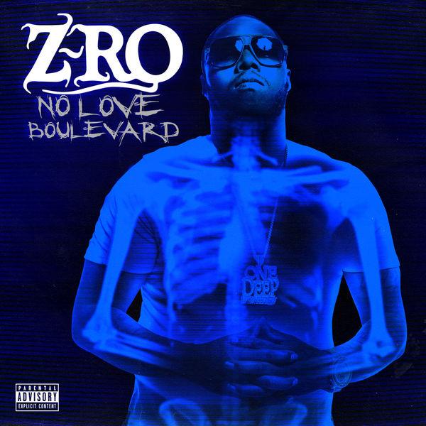 Z-Ro - No Love Boulevard (2017)