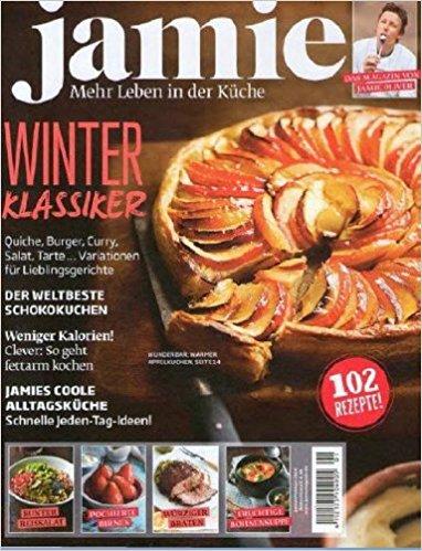 Buch Cover für Jamie Oliver Mehr Leben in der Küche