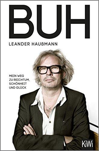 Buch Cover für Buh: Mein Weg zu Reichtum, Schönheit und Glück