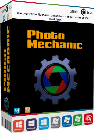 Camera Bits Photo Mechanic v5.0 Build 19252