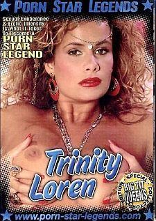 Trinity Loren - Porn Star Legends Cover