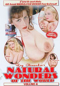 Natural Wonders Of The World 4 Cover