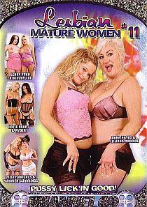 Lesbian Mature Women 11 Cover