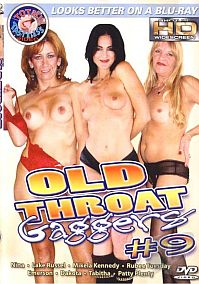 Old Throat Gaggers #9 Cover