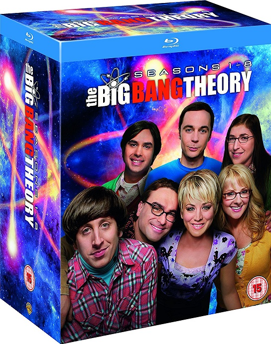 download The Big Bang Theory S01 - S10