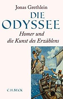 Buch Cover für Die Odyssee: Homer und die Kunst des Erzählens