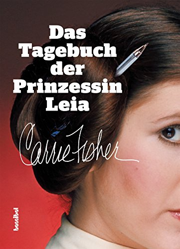 Buch Cover für Das Tagebuch der Prinzessin Leia