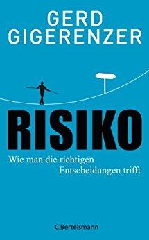 Buch Cover für Risiko: Wie man die richtigen Entscheidungen trifft