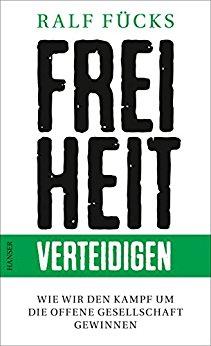 Buch Cover für Freiheit verteidigen