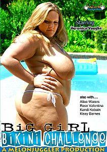 Big Girls Bikini Challenge Cover