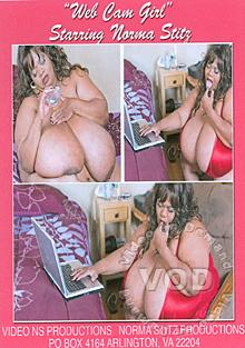 Web Cam Girl (Norma Stitz) Cover