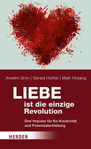 Buch Cover für Liebe ist die einzige Revolution