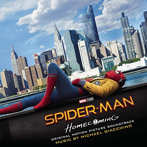 Michael Giacchino - Spider-Man: Homecoming (OST) (2017)