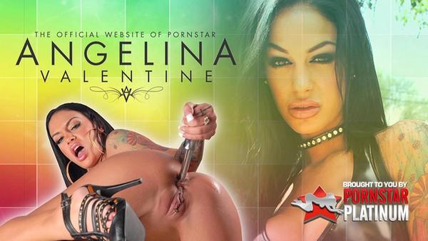 Angelina Valentine - Hot Fucking Hardcore POV