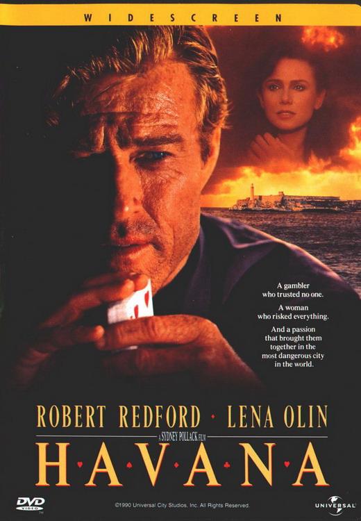 Havana (1990) DVDRip XviD AC3
