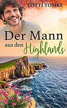 Buch Cover für Der Mann aus den Highlands