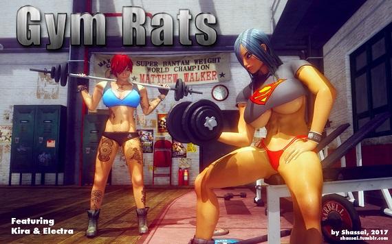 Shassai - Gym Rats