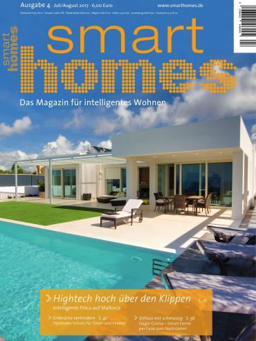 magazine for Smart Homes Das Magazin für intelligentes Wohnen