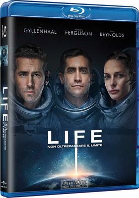 Life - Non Oltrepassare Il Limite (2017) Bluray FULL Copia 1-1 AVC 1080p DTS HD MA ENG ITA GER SUBS