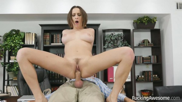 Ashley Adams - Ashley uses her body to get an