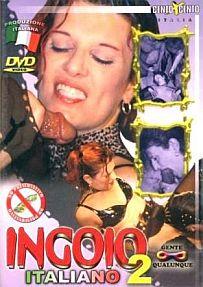 Ingoio Italiano #2 Cover