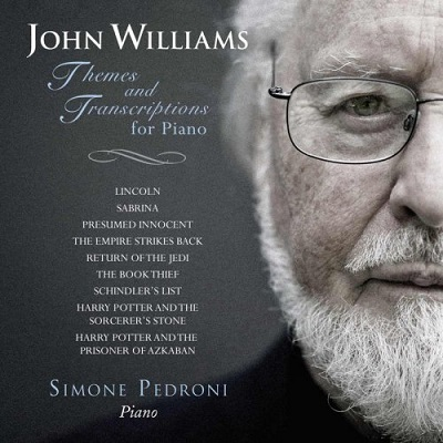 John Williams: Themes And Transcriptions For Piano (2017)