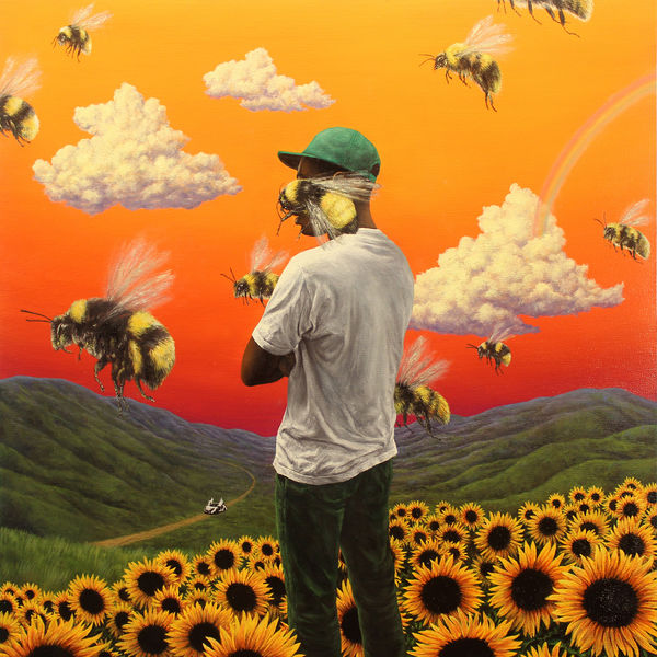 Tyler, The Creator - Flower Boy (2017)