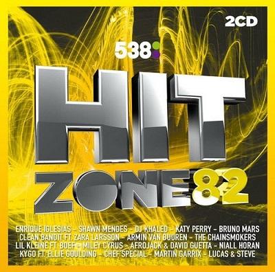 538 Hitzone 82 (2017) .Mp3 - 320 Kbps