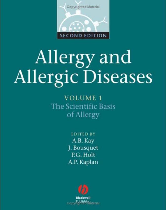Allergy and Allergic Diseases 2 Volume Set