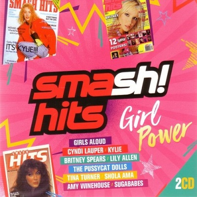 Smash Hits Girl Power [2CD] (2017) .Mp3 - 320 Kbps