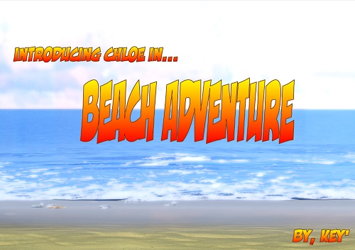 Key - Chloe's Beach Adventure