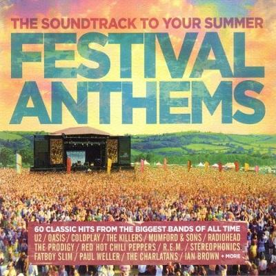 Festival Anthems [3CD] (2017) .Mp3 - 320 Kbps