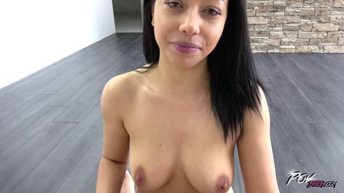 POVBitch 17 07 12 Carrie Cruz Exotic Bitch Show Great Tits