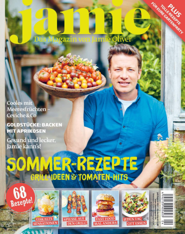magazine for Jamie Kochmagazin Juli August No 04 2017