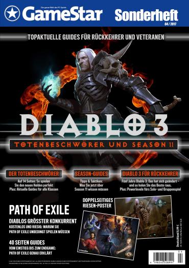 magazine for Gamestar Magazin Sonderheft Diablo 3 Juli No 04 2017