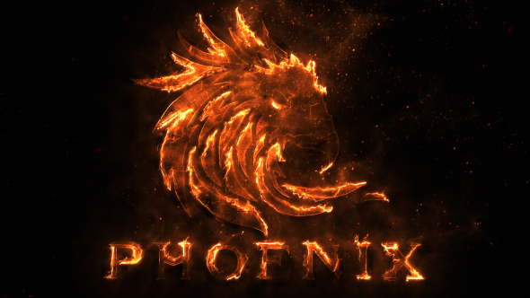 Flame Logo Project for After Effects VideoHive