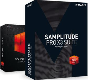 Magix Samplitude Pro X3 Suite v14.0.2.60