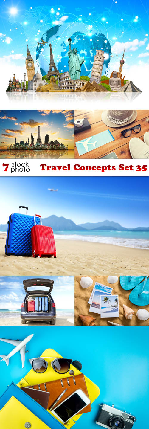 Photos Travel Concepts Set 35