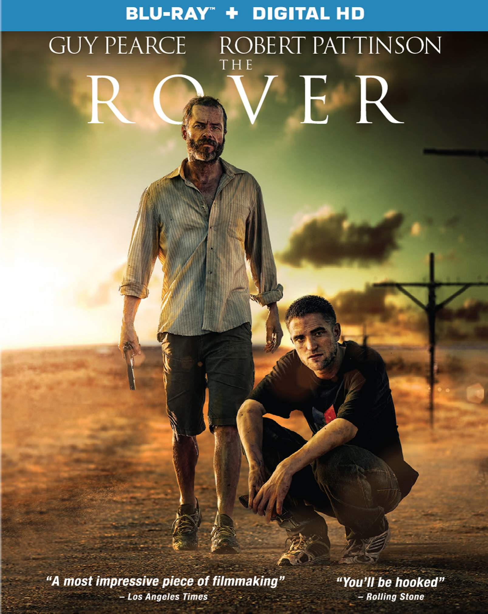 : The Rover 2014 German dl 1080p BluRay x264 EXQUiSiTE