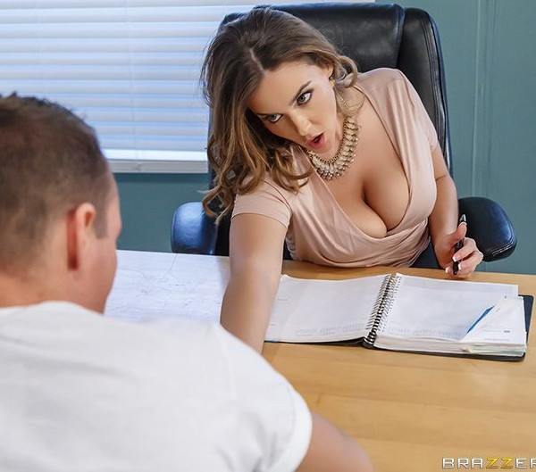 Natasha Nice – An Aptitude for Ass (2017/BigTitsAtSchool.com/Brazzers.com/SD)