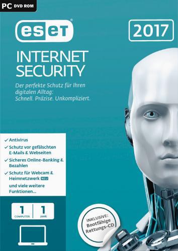 Eset Internet/Total Security Antivirus 2017 v10.1.204.3