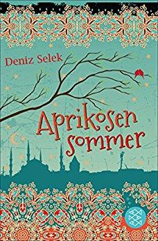 Buch Cover für Aprikosensommer