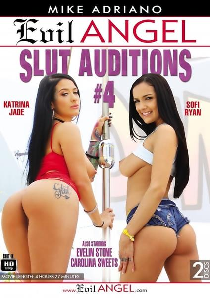 Slut Auditions 4 Cover