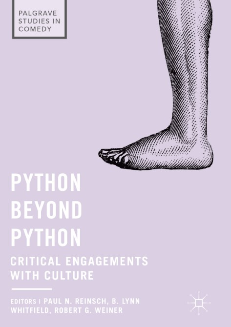: Python beyond Python Critical Engagements with Culture